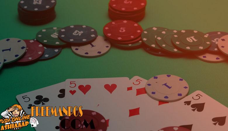 Kelebihan Daftar Poker Pulsa Tanpa Potongan Pengisian Saldo